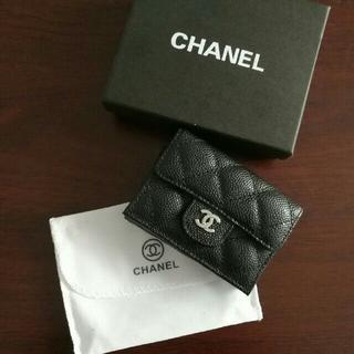 CHANEL - CHANEL スモール ウォレット レディース 三つ折り 財布