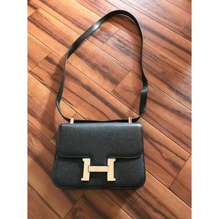 Hermes - コンスタンス バック ブラック