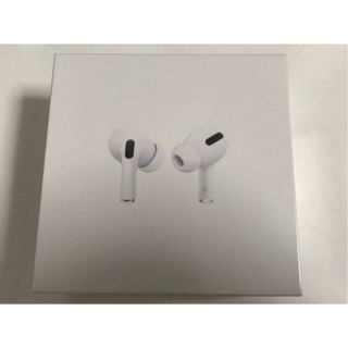 iPhone - 送料無料!11月購入新品 airpods pro  MWP22J/A