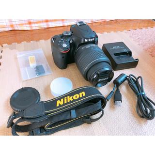 Nikon - 一眼レフ Nikon D5100