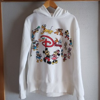 Disney - ディズニーリゾート  パーカー  S  美品