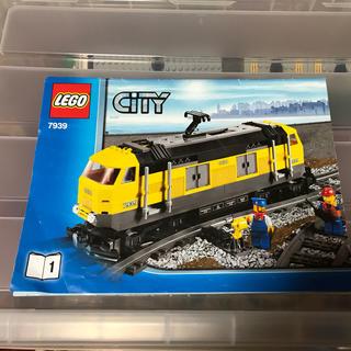 レゴ(Lego)のLEGO 7939貨物列車(電車のおもちゃ/車)