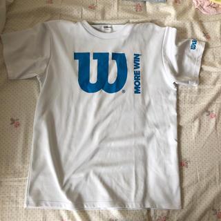 ウィルソン(wilson)のバドミントン、テニス WilsonTシャツ(ウェア)
