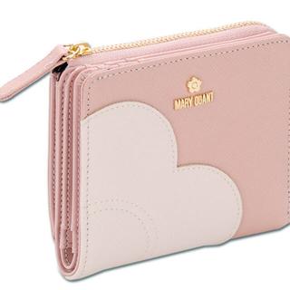 MARY QUANT - ✨新品MARY QUANT ハートフルデイジーウォレット ピンク