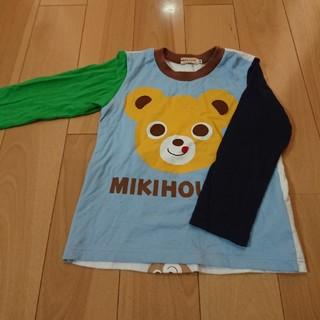 mikihouse - ミキハウス ロンTシャツ 100