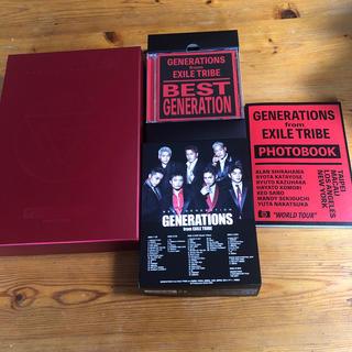ジェネレーションズ(GENERATIONS)のGENERATIONS   BESTGENERATIONS (国内アーティスト)
