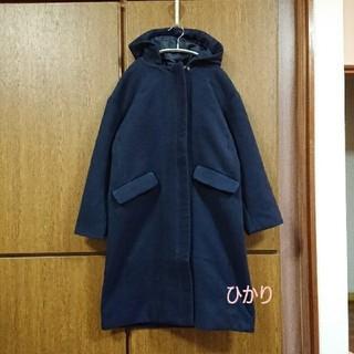 SM2 - ●新品● SM2 blue フード付ロングコート
