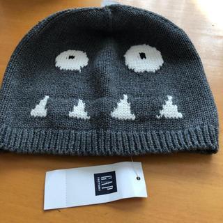 ギャップ(GAP)の未使用 GAP ニット帽 2〜3歳(帽子)