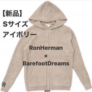 Ron Herman - 【新品】ロンハーマン×ベアフット  S アイボリー パーカー