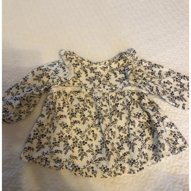 Caramel baby&child (キャラメルベビー&チャイルド)のbonton12mブラウス キッズ/ベビー/マタニティのベビー服(~85cm)(シャツ/カットソー)の商品写真