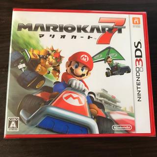 ニンテンドー3DS(ニンテンドー3DS)の任天堂 マリオカート7 3DS 新品(家庭用ゲームソフト)