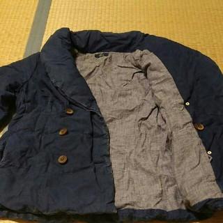 45rpm - 45rpm 藍染め ダウンジャケット
