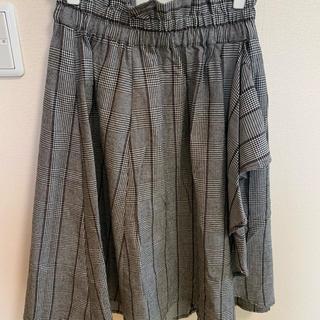しまむら - スカート  大きいサイズ