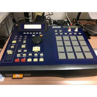 AKAI MPC2000XL ブルー CF拡張済み(MIDIコントローラー)