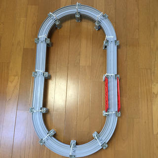 トミー(TOMMY)のプラレール高架レール(鉄道模型)