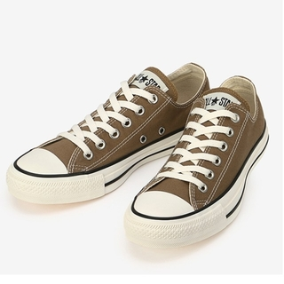 コンバース(CONVERSE)のCONVERSE WASHEDCANVAS OX BROWN 24cm(スニーカー)