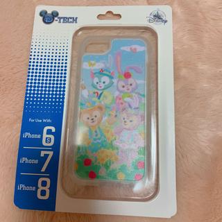 Disney - 【限定】【新品未開封】ダッフィーフレンズ iPhoneケース