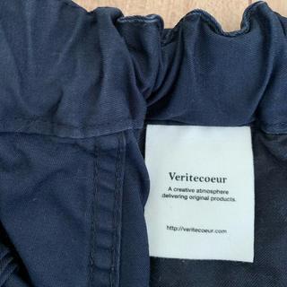ヴェリテクール(Veritecoeur)のveritecoeur ヴェリテクール パンツ(カジュアルパンツ)