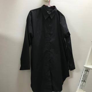 FUNKY FRUIT - FUNKY FRUIT ku-fuku 黒シャツ