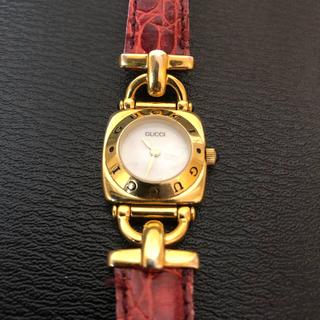 Gucci - グッチ 腕時計 ヴィンテージ レディース