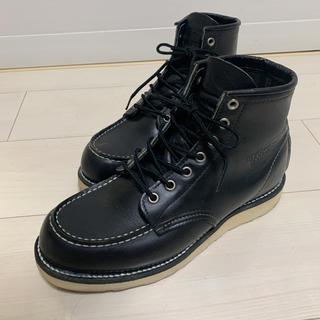 レッドウィング(REDWING)のレッドウイング8130 刺繍羽根タグ 8D おまけ付き(ブーツ)