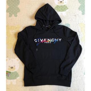 ジバンシィ(GIVENCHY)のGIVENCHY ジバンシィ 刺繍 パーカー 新品(パーカー)