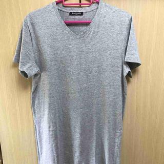 バルマン(BALMAIN)の国内正規 15SS BALMAIN バルマン Vネック Tシャツ(Tシャツ/カットソー(半袖/袖なし))