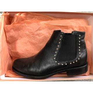 ファビオルスコーニ(FABIO RUSCONI)のファビオルスコーニショートブーツ(ブーツ)