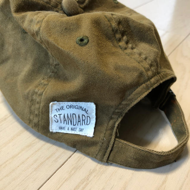 MARKEY'S(マーキーズ)のキャップ キッズ/ベビー/マタニティのこども用ファッション小物(帽子)の商品写真