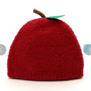 アフタヌーンティー(AfternoonTea)の【ぼー♡様専用】Afternoon Tea フルーツ型ニット帽子(帽子)