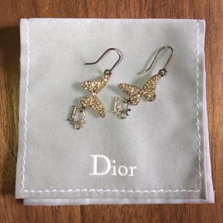 クリスチャンディオール(Christian Dior)のChristian Dior  ディオール  ピアス(ピアス)
