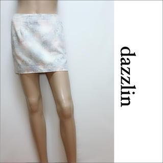 dazzlin - dazzlin ぼかしフラワー スカート♡rienda ムルーア セシルマクビー