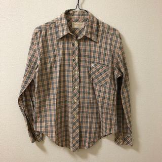 バーバリー(BURBERRY)のBurberry チェックシャツ(シャツ/ブラウス(長袖/七分))