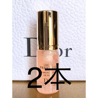 クリスチャンディオール(Christian Dior)のユイルドローズ(美容液)