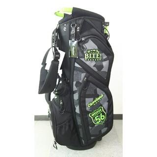Cleveland Golf - 未使用品 クリーブランド 限定スタンドキャディバッグ 9.5型 ライムグリーン