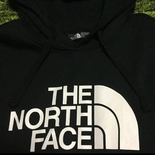 THE NORTH FACE - ノースフェイス 黒 パーカー 最終価格6000円