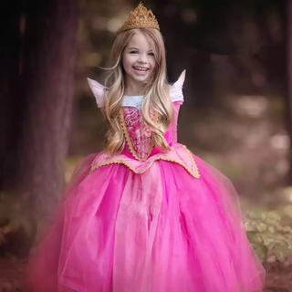 オーロラ姫ドレスサイズ110