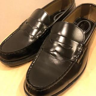 ホーキンス(HAWKINS)のホーキンス ローファー 25.5(ローファー/革靴)