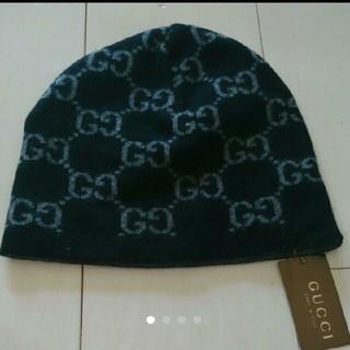 Gucci - グッチ ニット帽 カシミヤ ビーニー