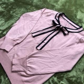 ニッセン - ニッセン   リボン付きセーター
