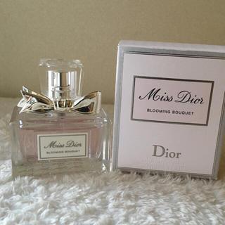 Dior - ほぼ未使用 ディオール dior 香水 30ml  ブルームングブーケ