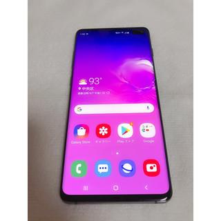 SAMSUNG - 最終値下げ!最高!海外版SIMフリーSamsung Galaxy S10+