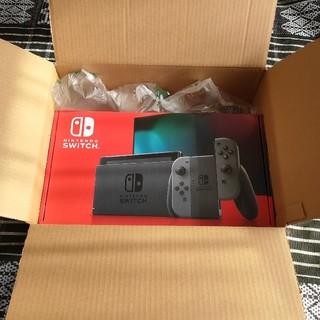 Nintendo Switch - スイッチ グレー新品未開封品