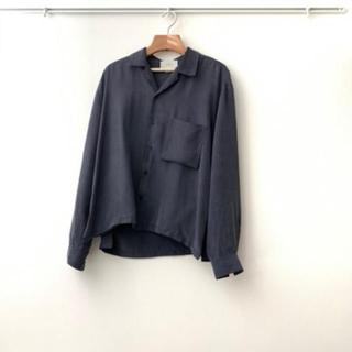1LDK SELECT - yoke シルクシャツ