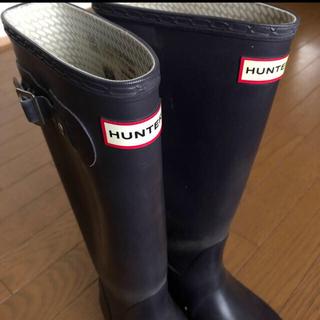 ハンター(HUNTER)の最終値下げHUNTER ハンターレインブーツ 23センチ (レインブーツ/長靴)