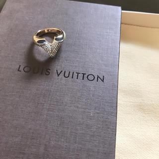ルイヴィトン(LOUIS VUITTON)のVUITTON 指輪(リング(指輪))
