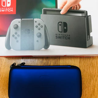 Nintendo Switch - Nintendo switch 本体 グレー