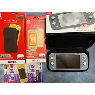 Nintendo Switch - 任天堂 Nintendo Switch Lite 備品付き