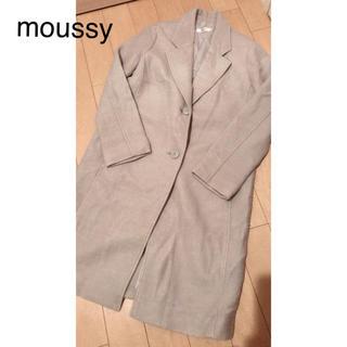 マウジー(moussy)のmoussy(ロングコート)