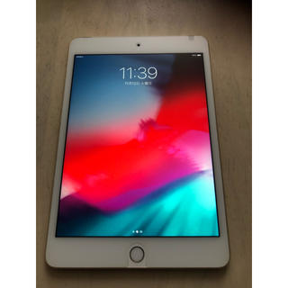 iPad - 【美品】iPad mini 4 Wi-Fi + Cellular 16GB